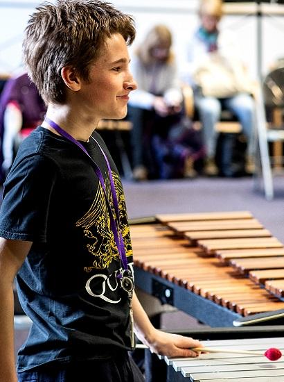 NOYO musician Oscar