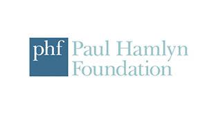 Logo of Paul Hamlyn Foundation