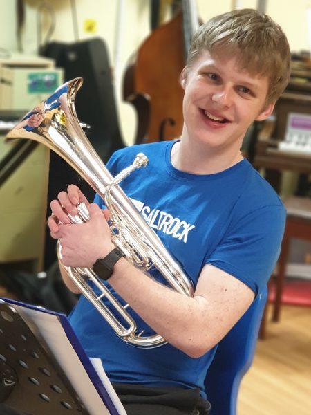 NOYO musician Torin