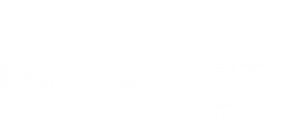 Barbican and Guildhall School of Music logos